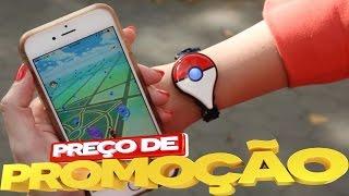 Pokémon GO Plus Mais BARATO do Brasil!