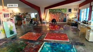 German Artist Christian Awe | euromaxx