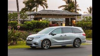 Real World Test Drive Honda Odyssey