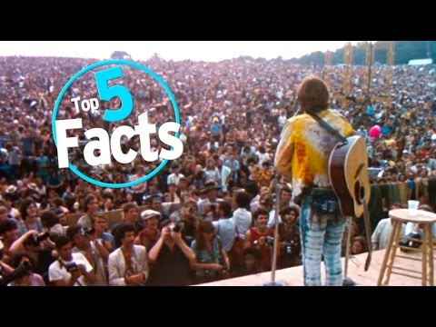 Top 5 Rockin Facts About Woodstock