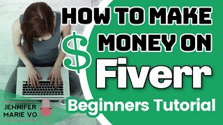 Fiverr Tutorial for Beginner Sellers: How to Sign Up, Create a Profile and Set Up Fiverr Gigs - 2020 screenshot 4