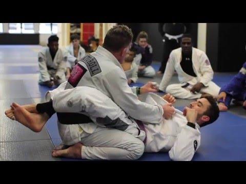 Chris Hauter Seminar at Clockwork Jiu Jitsu BJJ NYC