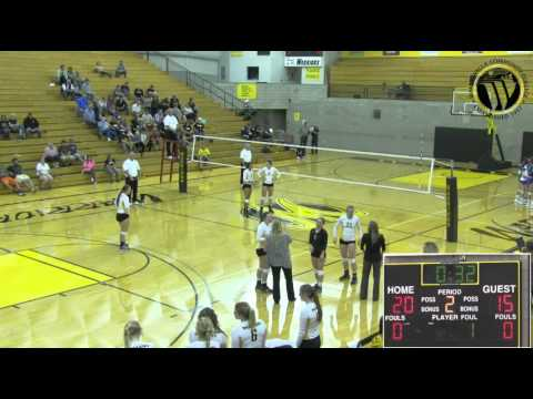 2015 Walla Walla Community College Volleyball
