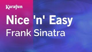 Karaoke Nice 'n' Easy - Frank Sinatra *
