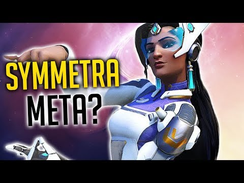 Why Symmetra Will NEVER Be Meta - Overwatch thumbnail