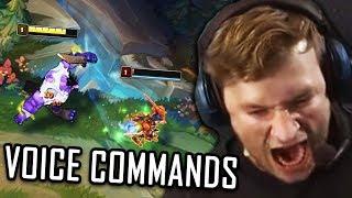 LoL mit Voice Commands | edit. Gameplay [Deutsch]