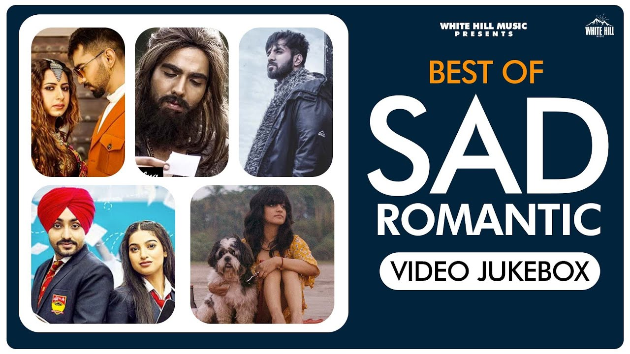 Best of Sad Romantic (Video Jukebox) Maninder Buttar | Hardy Sandhu | Happy Raikoti | Jasleen Royal