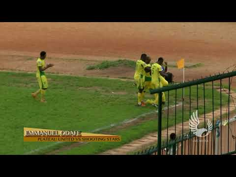 Emmanuel Odafe (Plateau United...