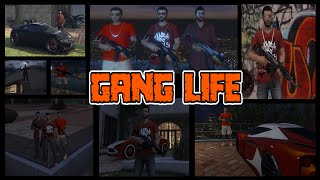 [GTA 5 Online On Xbox One] Gang Life Ep.5 Season.4 (The Final Push) (HD)