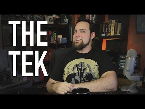 The Tek 0160: The Bad Audio Episode That Was Almost Good