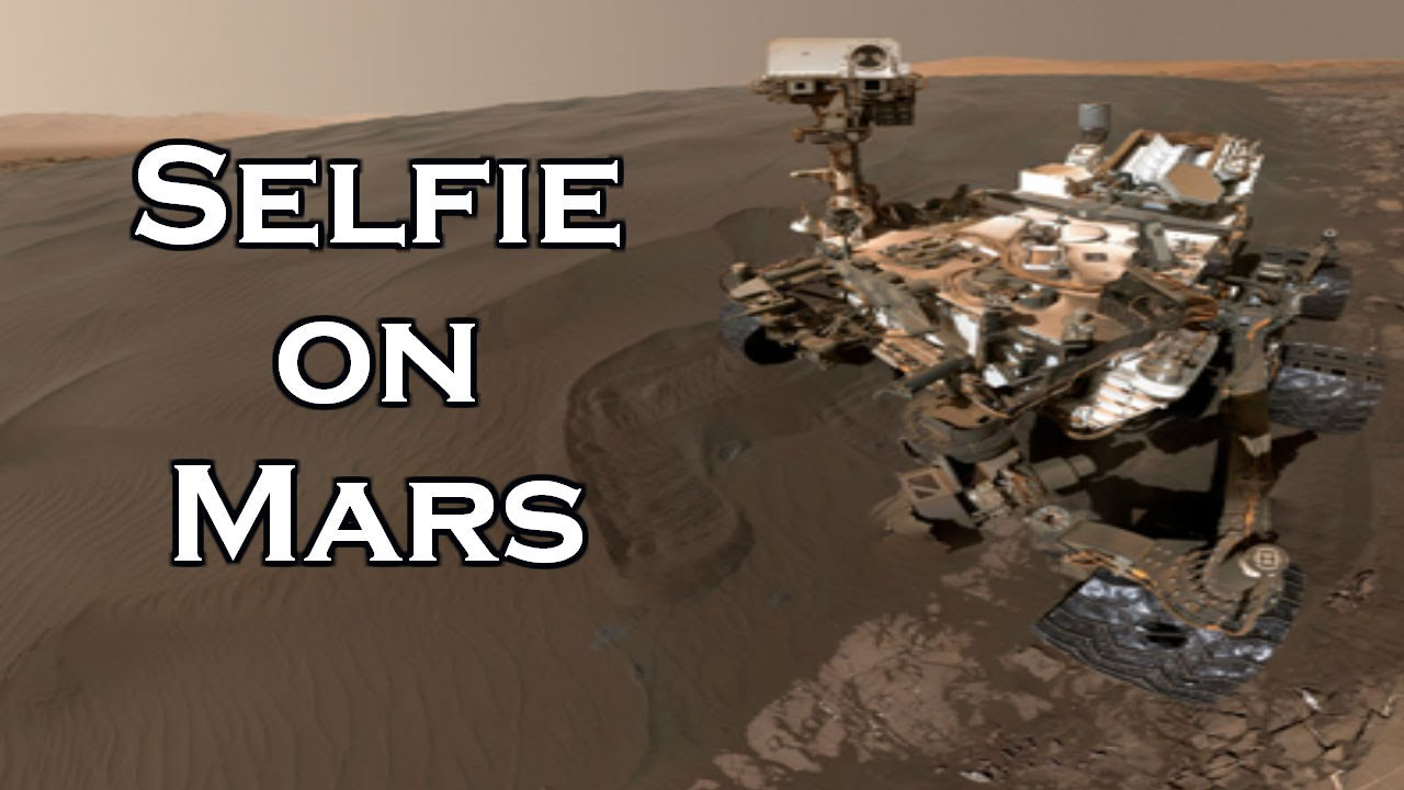 Selfie on Mars: NASA's Curiosity Rover takes Selfie on ...