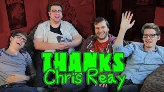 Thank You Chris Reay