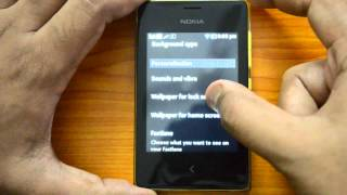 Nokia Asha 502 Tips and Tricks