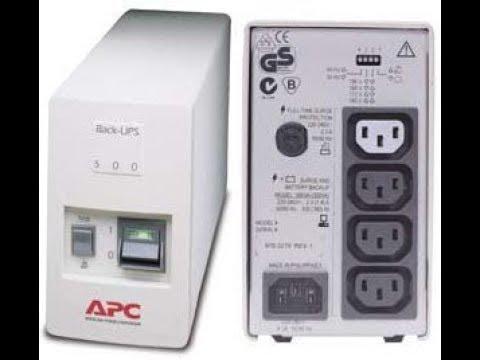 Ремонт UPS APC 500