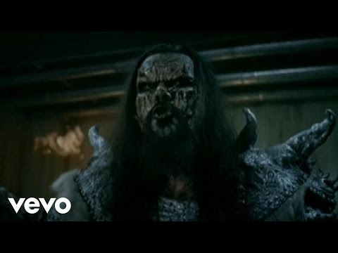 Lordi - Would You Love A Monsterman (2006 Version) (Video)