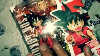 Baixar Dragon Ball - Son Goku Bandai Action Figure Unboxing