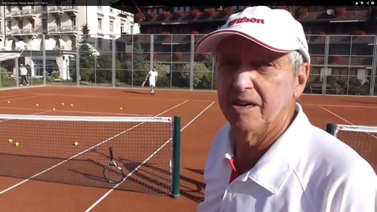 Roy Emerson Tennis Week 2011 Part 5