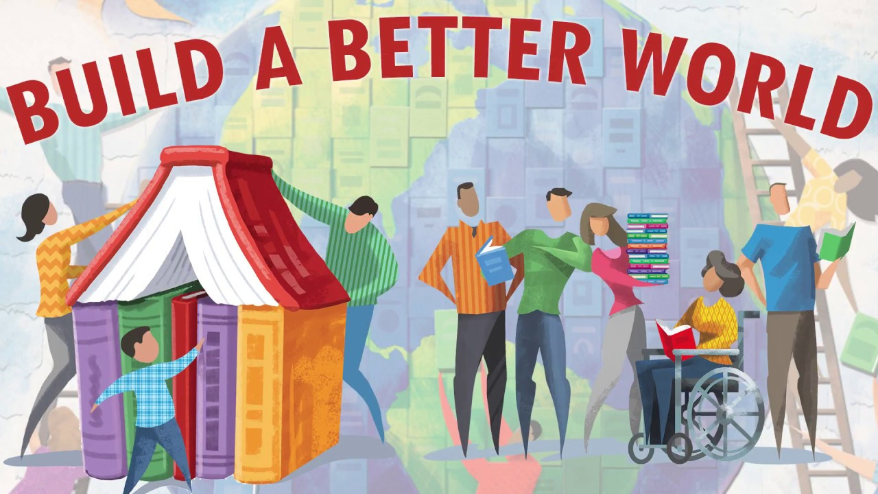 Image result for build a better world summer reading 2017
