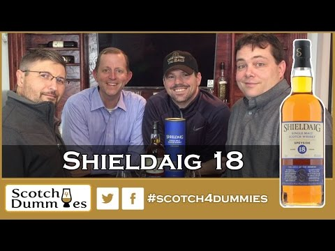 Shieldaig 18 Year Scotch Whisky Review #88