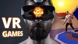 Oculus Rift ★ Samsung Gear VR // Massive Multiplayer VR Action 3 vs 3
