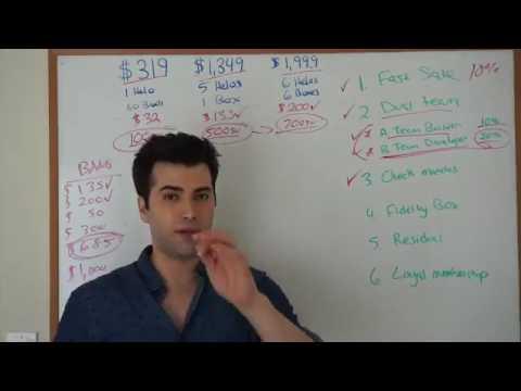 World Global Network Compensation Plan (SIMPLE VERSION)