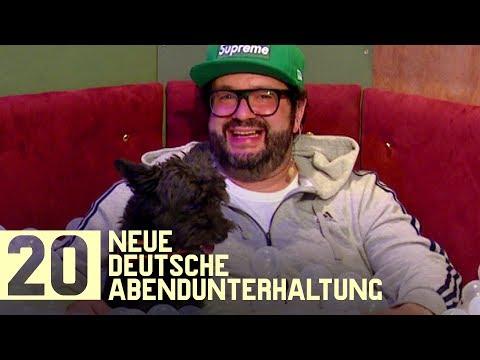 "Oliver Polak: ""Tierschützer schlimmer als Nazis"" & Der Wahnsinn live | NDA #20"