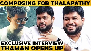 """I didn't cry when my dad died"" – Thaman S Reveals Touching Emotional Stories 
