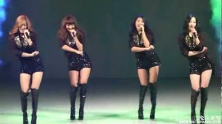 120107 한양대학교 신입생 환영회 씨스타(Sistar) - So Cool