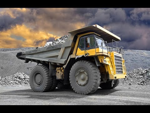 Heavy Haulers In The Oil Sands - Biggest Trucks In The World!
