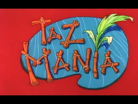 Taz Mania Opening Credits and Theme Song