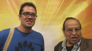 Harmon Houghton Interviews Lee Francis IV - Indigenous Comic Con Founder