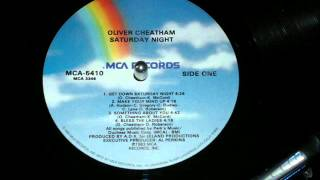 Oliver Cheatham Get Down Saturday Night Funk 1983 Full HD