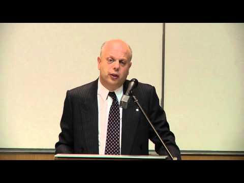 Ethical Lawyering in a Global Community -  David Lepofsky -  August 29, 2013