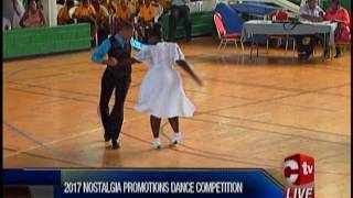 Primary School Students In Latin and Ballroom Dance Competition