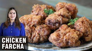 Chicken Farcha Recipe  How To Make Parsi Style Chicken Farcha  Chicken Recipe By Smita Deo