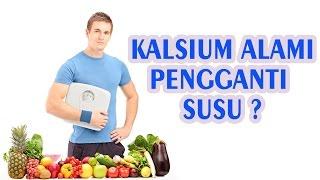 19 Makanan Tinggi KALSIUM Selain SUSU yang wajib anda komsumsi untuk kesehatan