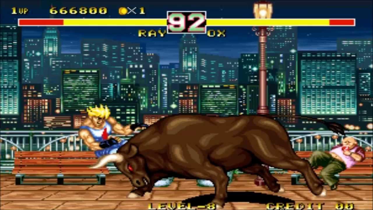 Karnov's Revenge / Fighter's History Dynamite (Full Gameplay 1 coin) (Ray)