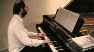 Nocturnal Illusion Ragtime sight-read by Tom Brier