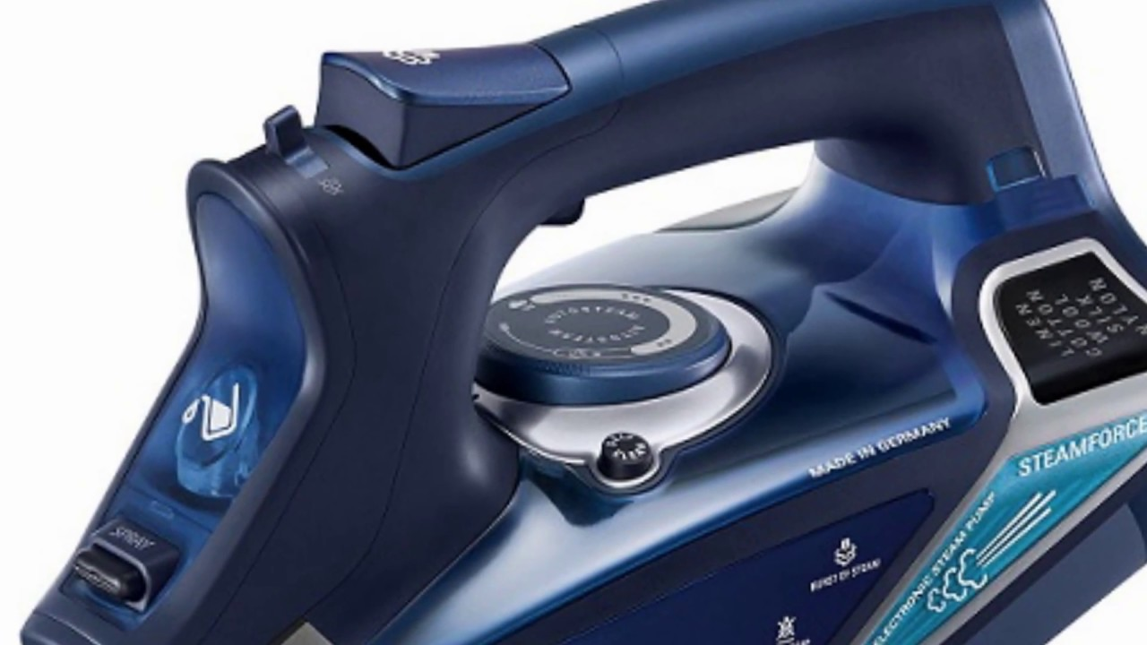 which are the best rowenta steam irons of