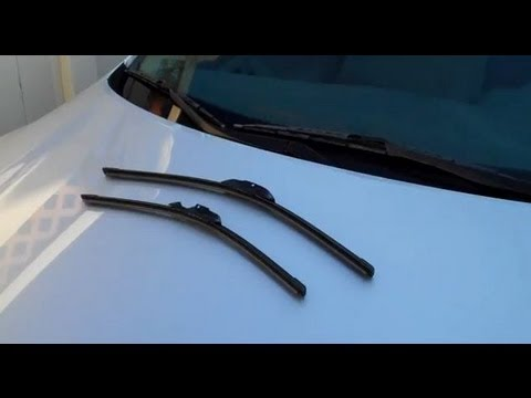 How To Change Toyota Windshield Wiper Blades Cars Clip60