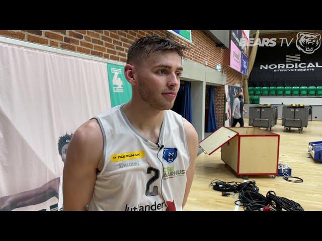 Magnus Møllgaard: Det føles fantastisk