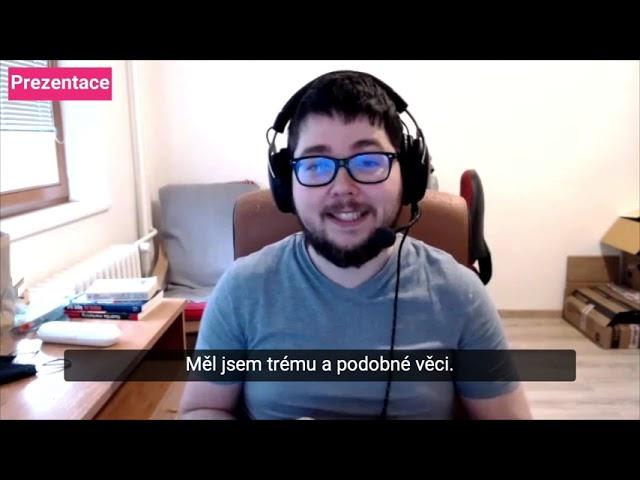 KOUČINK PREZENTACÍ: Jak jej hodnotí Tomáš Děkan?   Reference