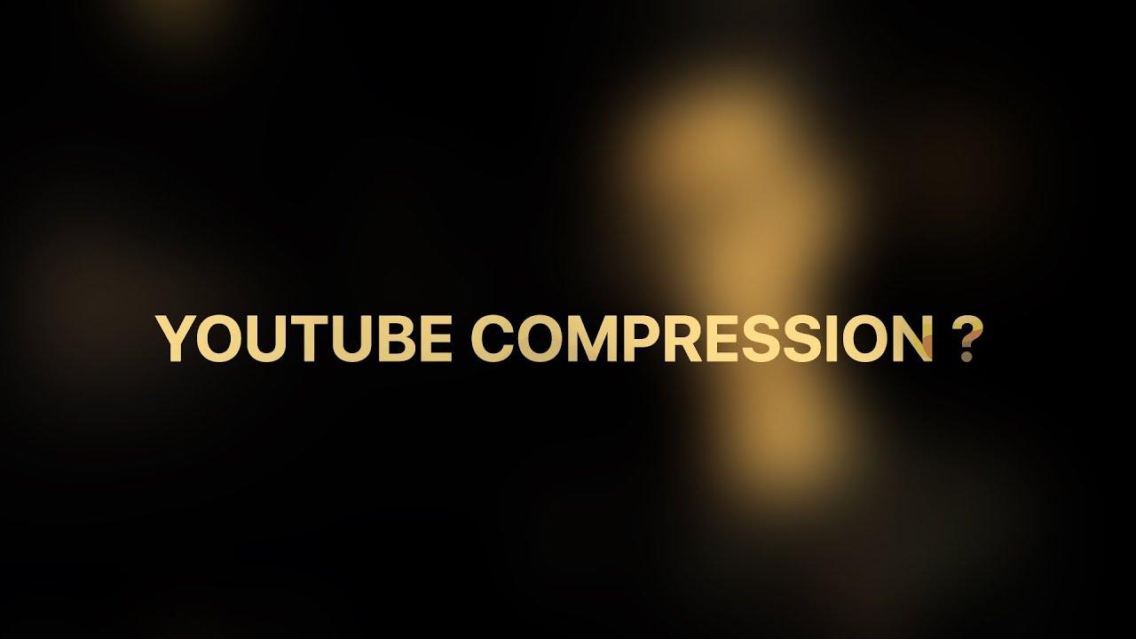Kenapa Youtube Compress Video? - Kualiti Video Berkurang Lepas Upload