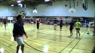2013 ABC Community Cup -  3/4 XD-1 - FCBC Tigers vs DBC Dynamites