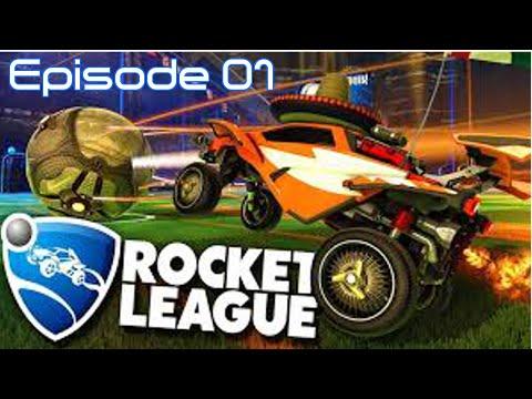 Rocket League E1  --  Learning