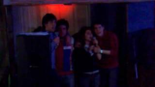 Karaoke simo raggio alice e albe