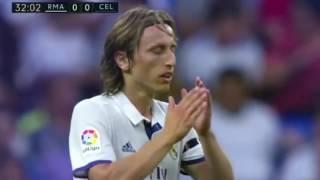 Обзор Матча Реал Мадрид - Сельта 2:1 (HD)
