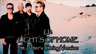 Baixar U2 - Lights Of Home St. Peter's String Version