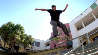 Matt Pierre, Glen House Part | TransWorld SKATEboarding