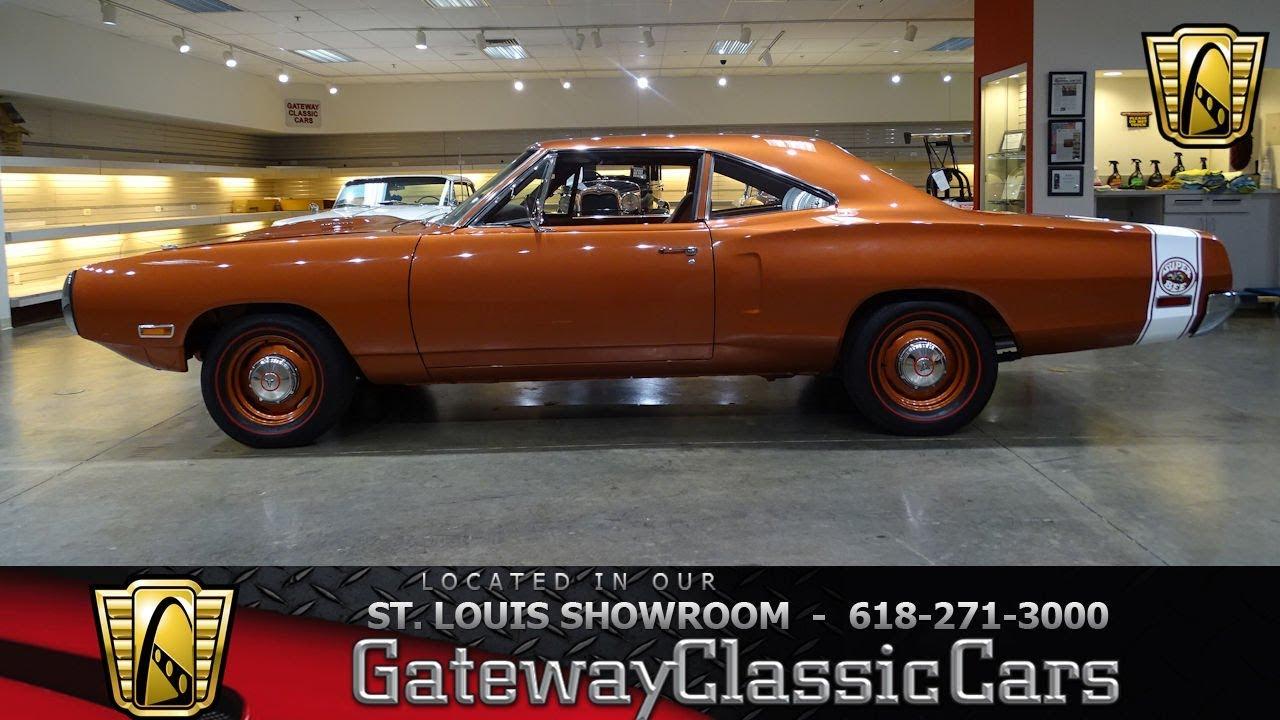 7616 1970 Dodge Super Bee 440 6 Gateway Classic Cars St
